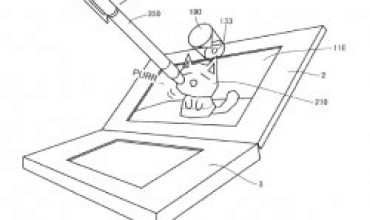 A patent from Nintendo reveals a new way to control the 3DS?
