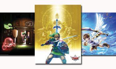 2012 Club Nintendo Platimum and Gold Prizes revealed