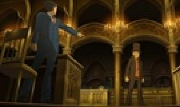 Professor Layton vs Ace Attorney Nearing Completion