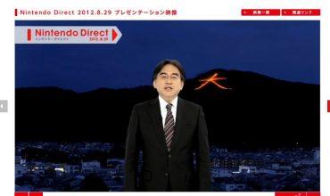 Nintendo Direct 8.29.2012