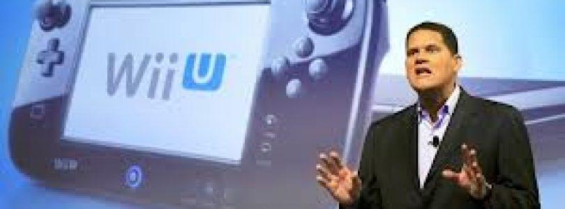 Reggie Fils-Aime Talks Wii U