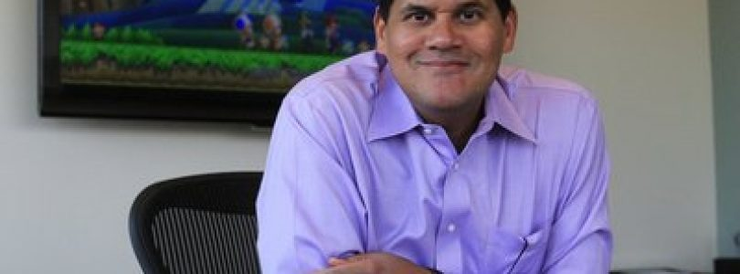Reggie: Nintendo is  and always will be  an entertainment company