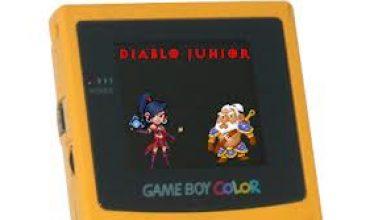 Diablo Junior for Game Boy Color