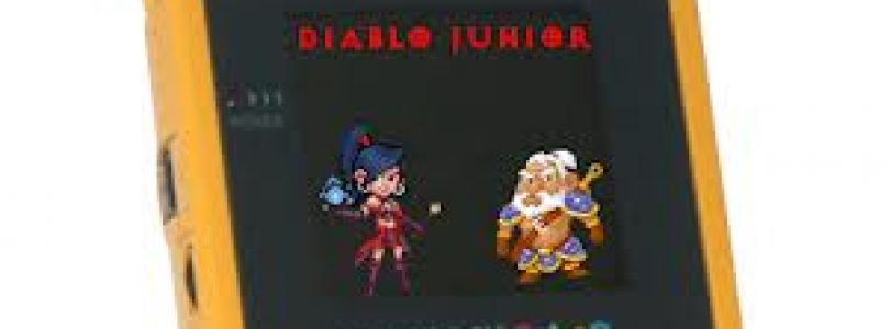 Diablo Junior for Game Boy Color