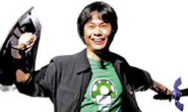 Miyamoto Talks Metroid, Zelda, And Wii U