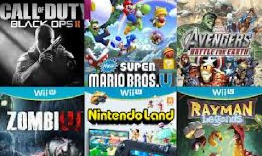 Wii U Profitable For Nintendo, If You Buy A Game