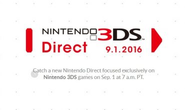 Nintendo Direct Incoming, 3DS to be headliner