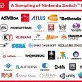 Three Publishers Going All out to Support the Switch and Three That Aren't