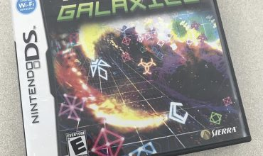 Retro Review – Geometry Wars Galaxies (DS)
