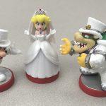 Super Mario Odyssey amiibo support + 3 new amiibo