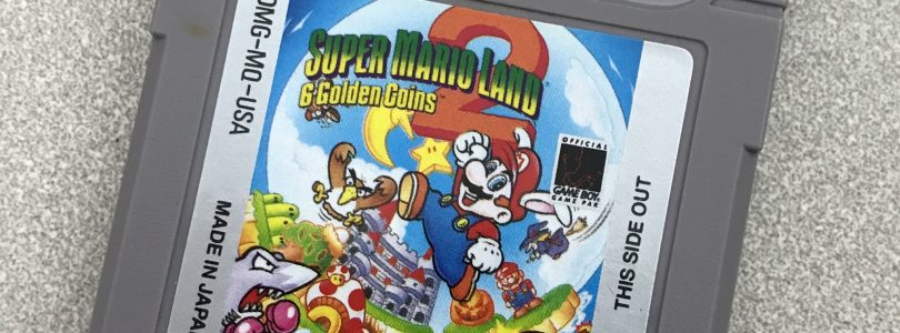 Retro Review – Super Mario Land 2: 6 Golden Coins (Game Boy)