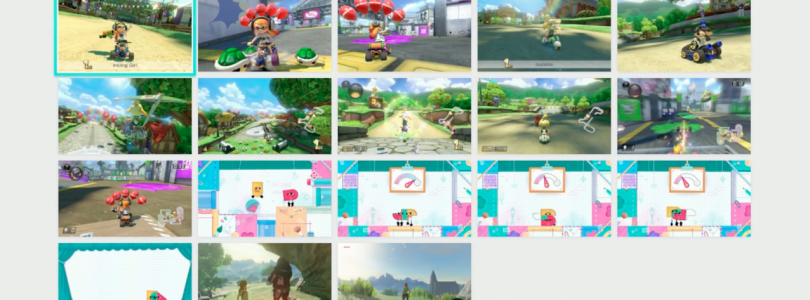 Switch Screenshots Creating Digital Clutter