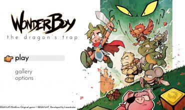 Infendo Review: Wonder Boy: The Dragon's Trap