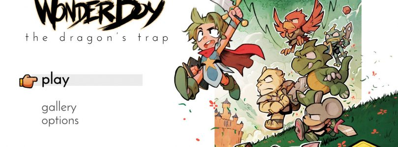 Infendo Review: Wonder Boy: The Dragon's Trap