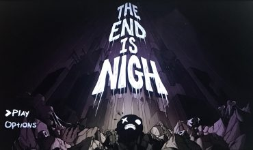 My Lunch in Gaming: The End Is Nigh (Switch)