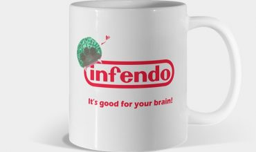 The Infendo Merch Shop Is Open!