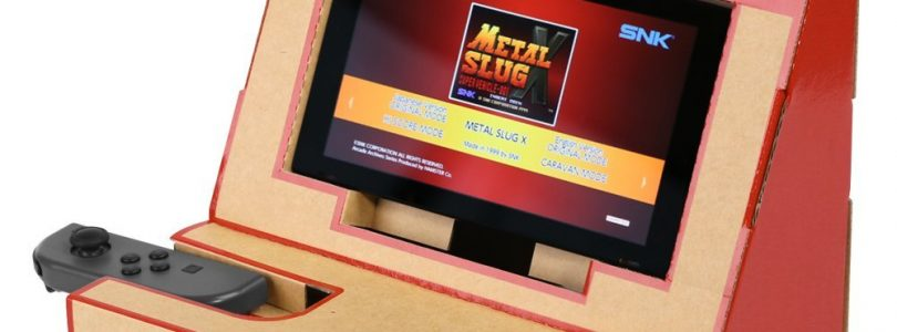 Review of Gamer's House Arcade Bracket Kit for Nintendo Switch