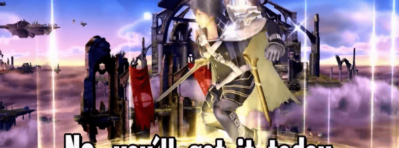 Chrom Gets His Chance