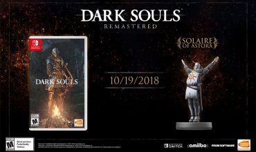 DARK SOULS: Remastered finally has a firm release date for Nintendo Switch
