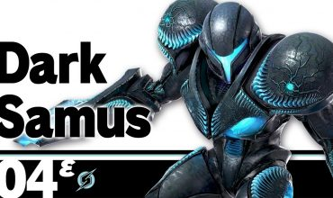 Dark Samus Smash Echo Fighter