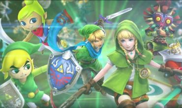 Legend of Zelda Hyrule Warriors