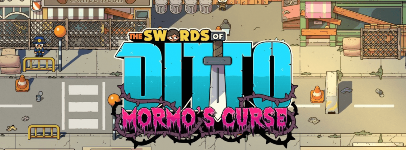 Sword of Dittio Review - Title Screen