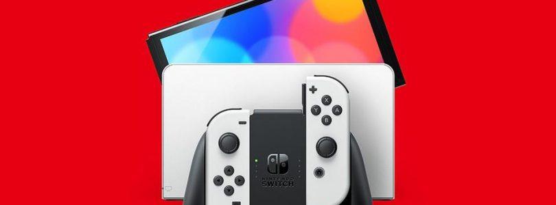 Nintendo Switch PRO (OLED model) Announcement Trailer